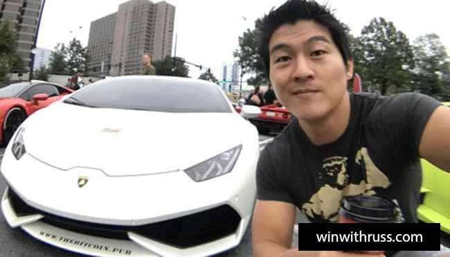 There Was a Guy Buying a Lamborghini Using Bitcoin